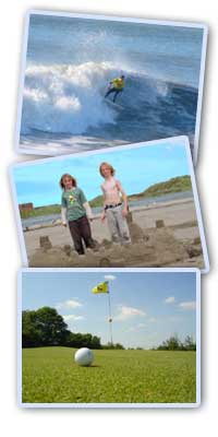 Attractions and Activities near Borth
